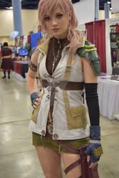 Lightning from Final Fantasy XIII - AlysonTabbitha