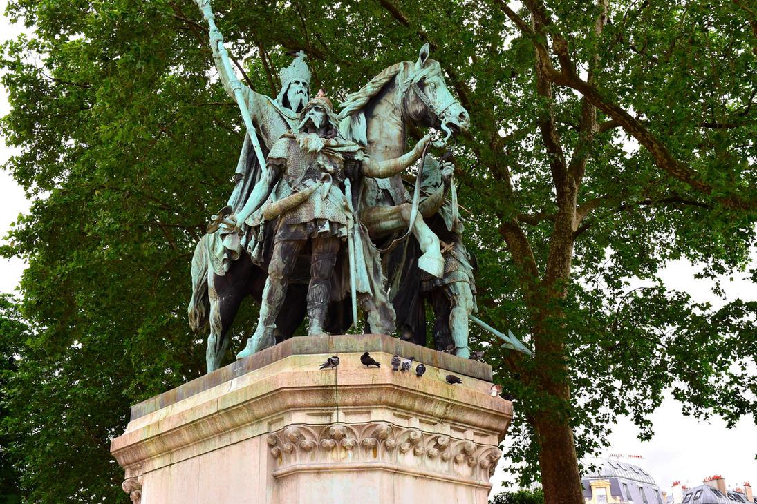 Charlemagne et ses Leudes by Caine-of-Nod
