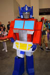 Optimus Prime from The Transformers by Caine-of-Nod