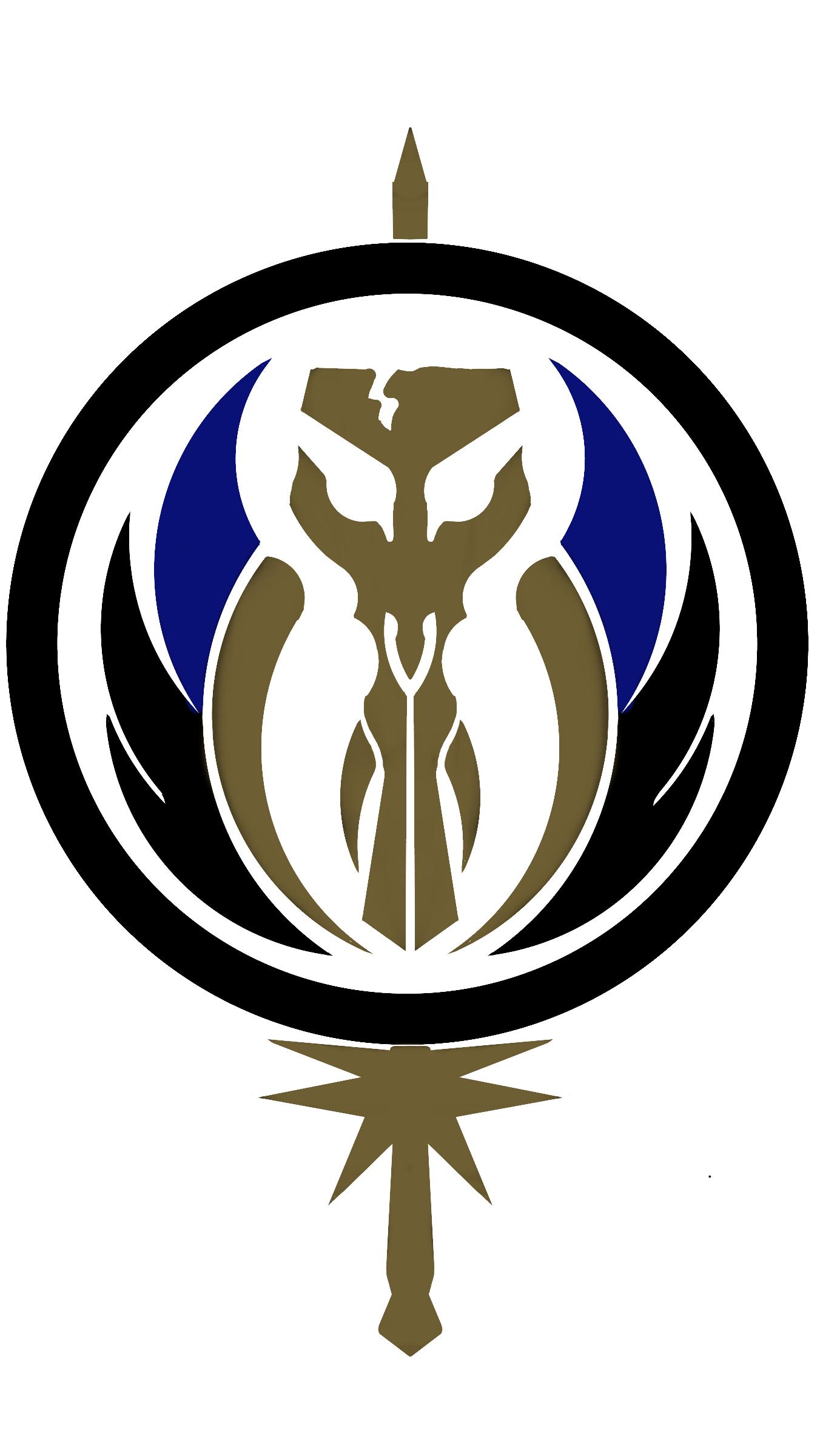 Mandalorian Jedi Insignia By AlexanderBlootbot On DeviantArt
