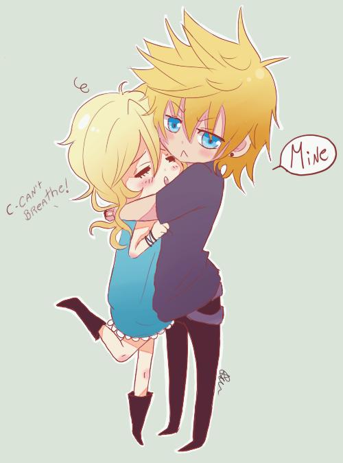 Rokunami: She's mine! by lykitty