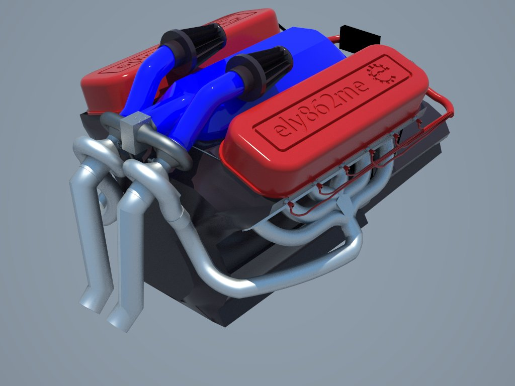 V12 supercharged engine r by ely862me on DeviantArt