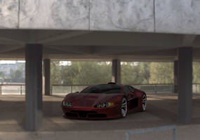Concept car E055f by ely862me