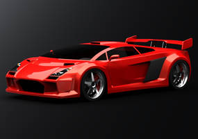 Lamborghini concept by ely862me