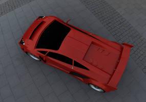 Lamborghini concept d by ely862me