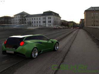 C.St.H.Rr Concept-car by ely862me