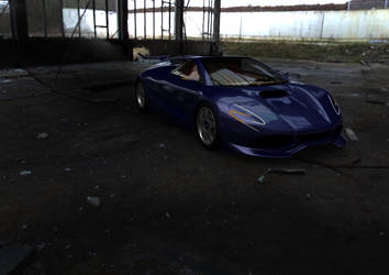 Concept car E059 a by ely862me