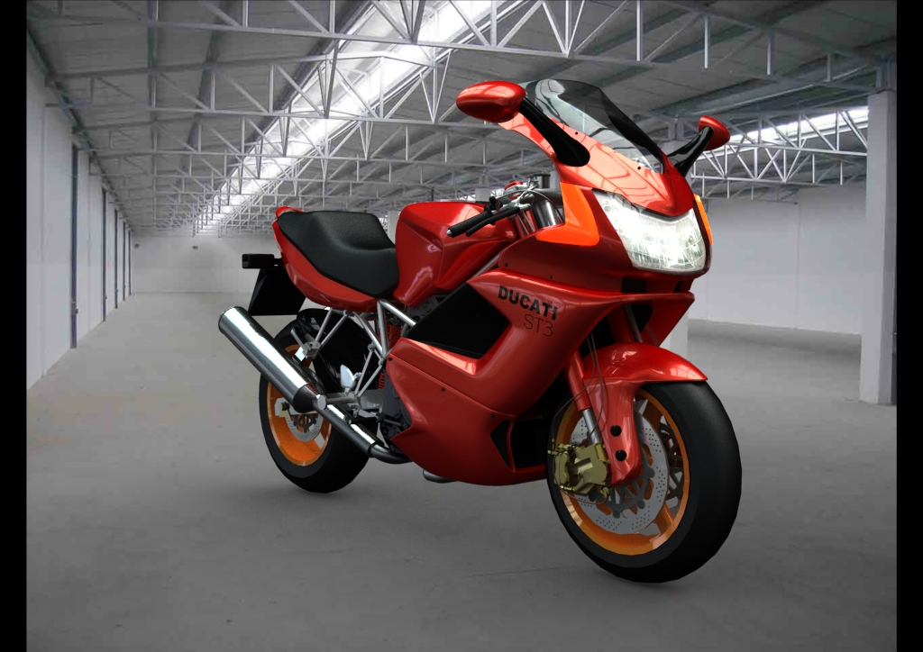 Ducati ST3 by ely862me
