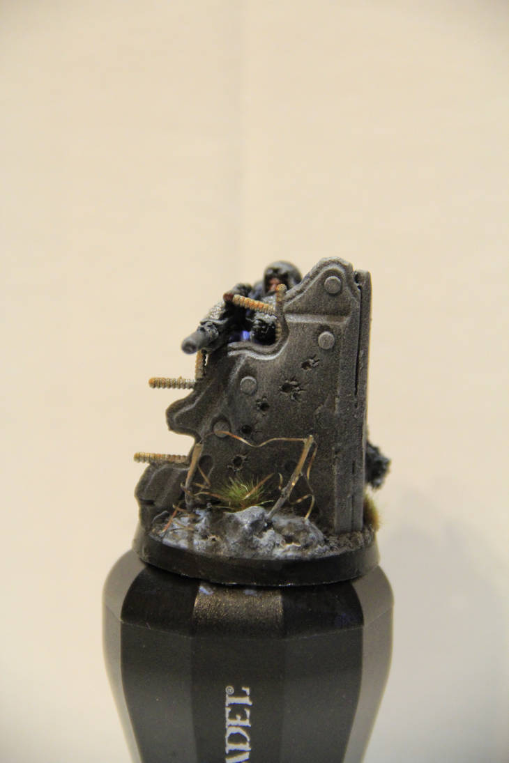 Dust Marine  1 by Hetzerfeind