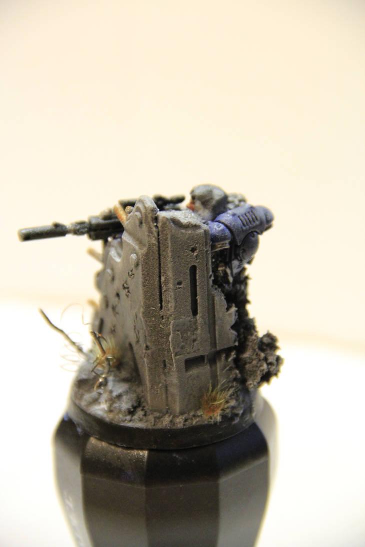 Dust Marine 3 by Hetzerfeind