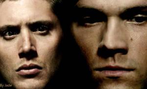 Dean and Sam Wallpaper