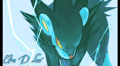 Firma Luxray by Elias-D-Law