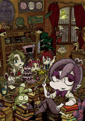 My Room. by Ojako