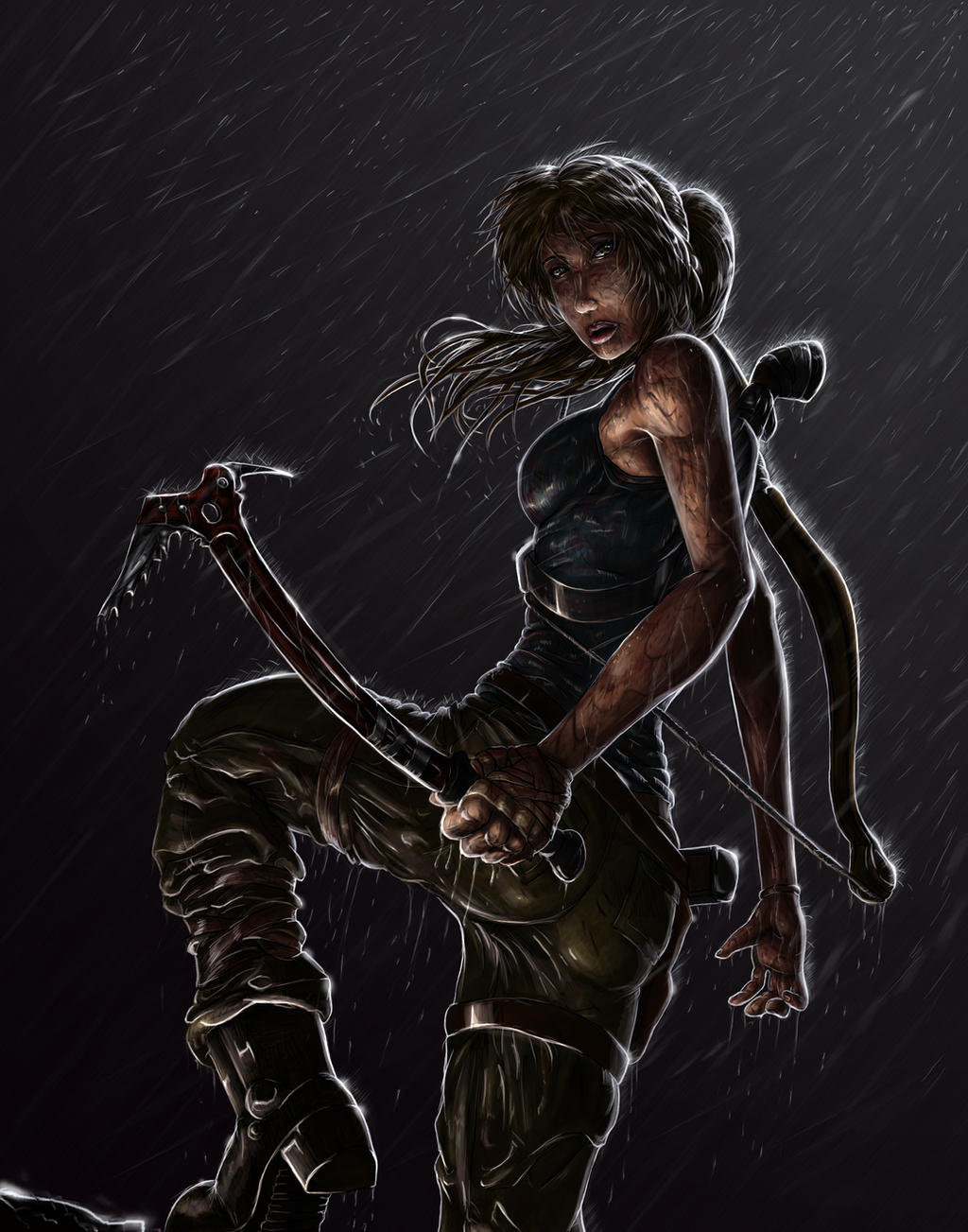 Tomb Raider by Matt-Flint