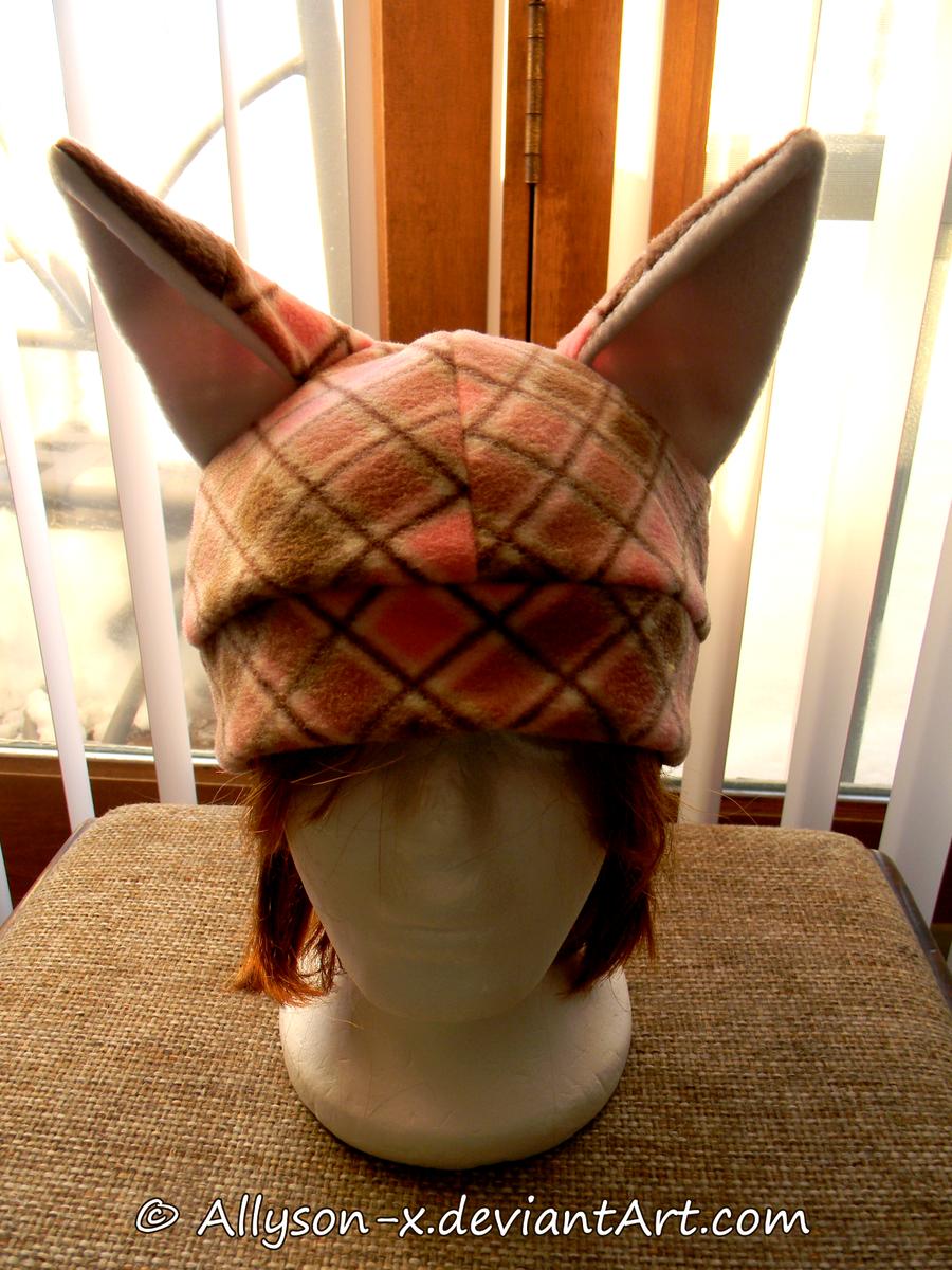 Fox Hat V3 by Allyson-x