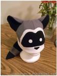 Raccoon Hat