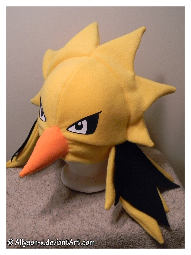 how to catch zapdos in x