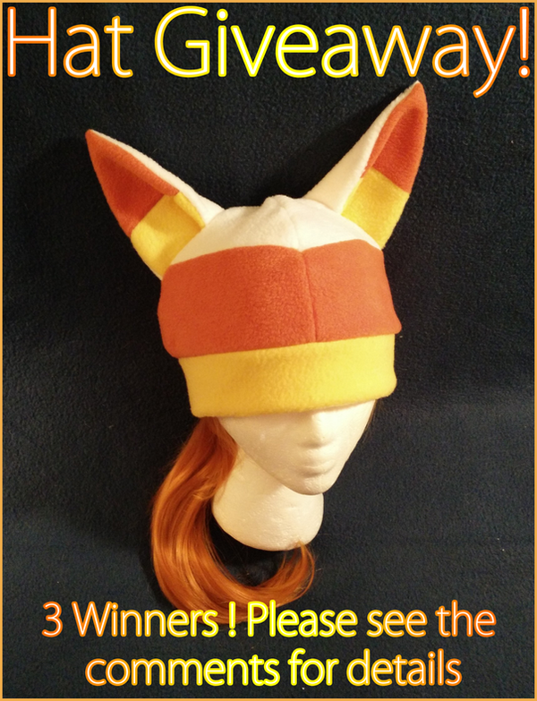 Free hat giveaway!!! by Allyson-x
