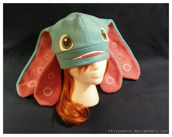 Fizz Hat by Allyson-x