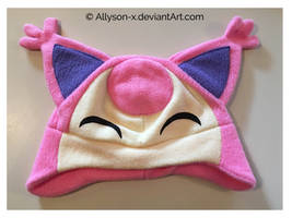 Skitty Hat by Allyson-x