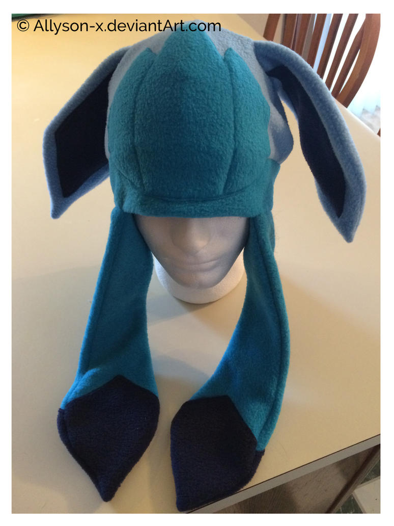 Glaceon by Allyson-x