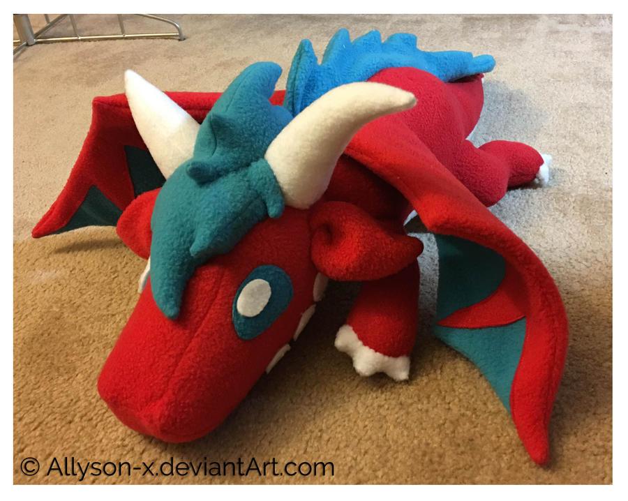 Dragon OC by Allyson-x