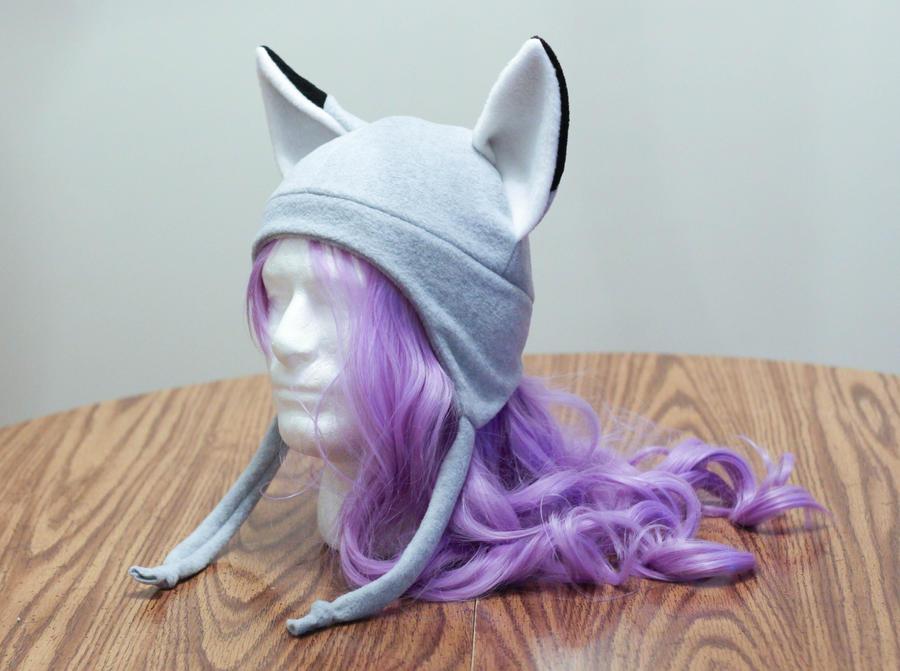 Gray Fox Hat by Allyson-x