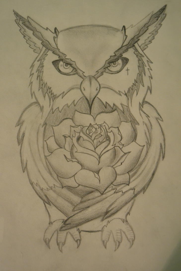 Tattoo Designs Art Displaying 15 Images For Owl