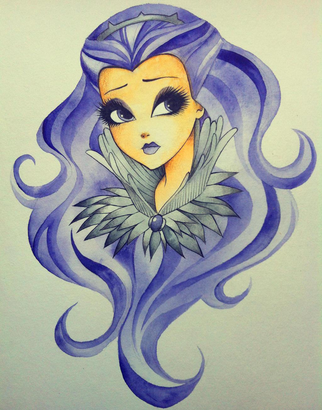 Ravens Destiny by DavidLaohjumpol