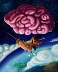 Brain Lift by SpikedMcGrath