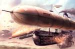 The Airship Battle