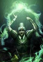 Magic by SpikedMcGrath