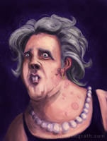 Susan Barnacles by SpikedMcGrath