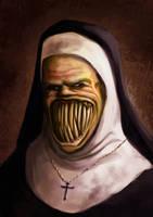 Sister Susan by SpikedMcGrath