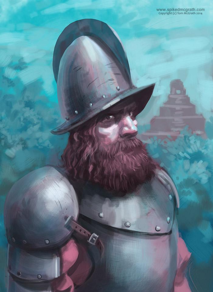 Conquistador by SpikedMcGrath