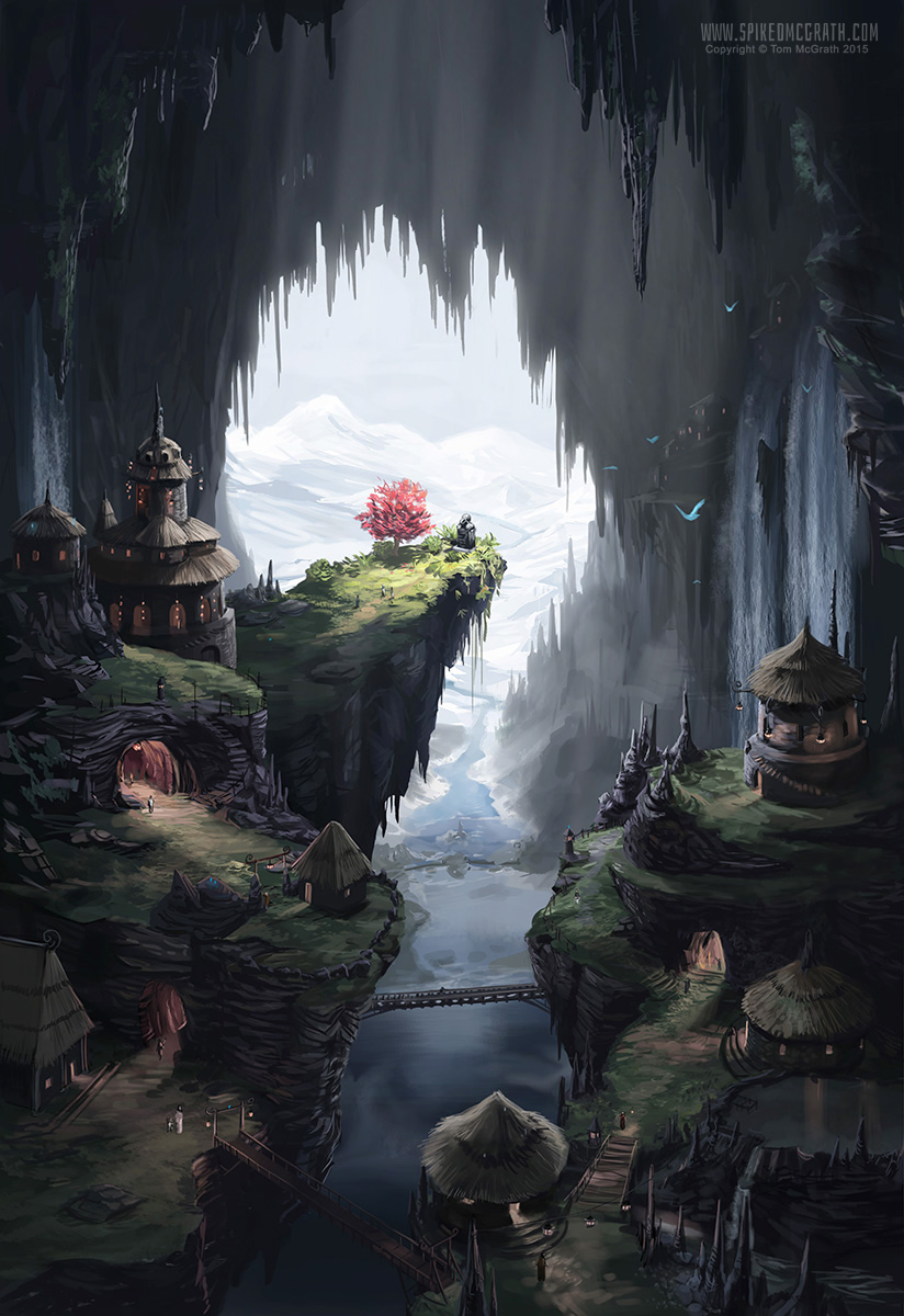 Cavetown by SpikedMcGrath