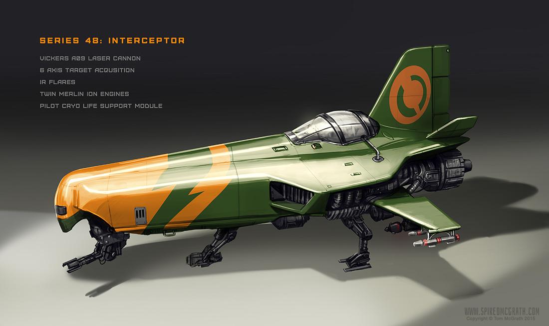 48 Interceptor by SpikedMcGrath