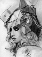 Lady Gaga - Telephone by BulimicVampire