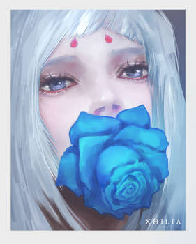 Rose is Blue