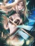 Seraphina - Jungle Archer