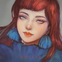 Charlene by XhiliJP