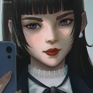 Yoon Selfie cropped