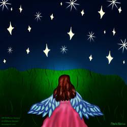Angel Finding Dreams