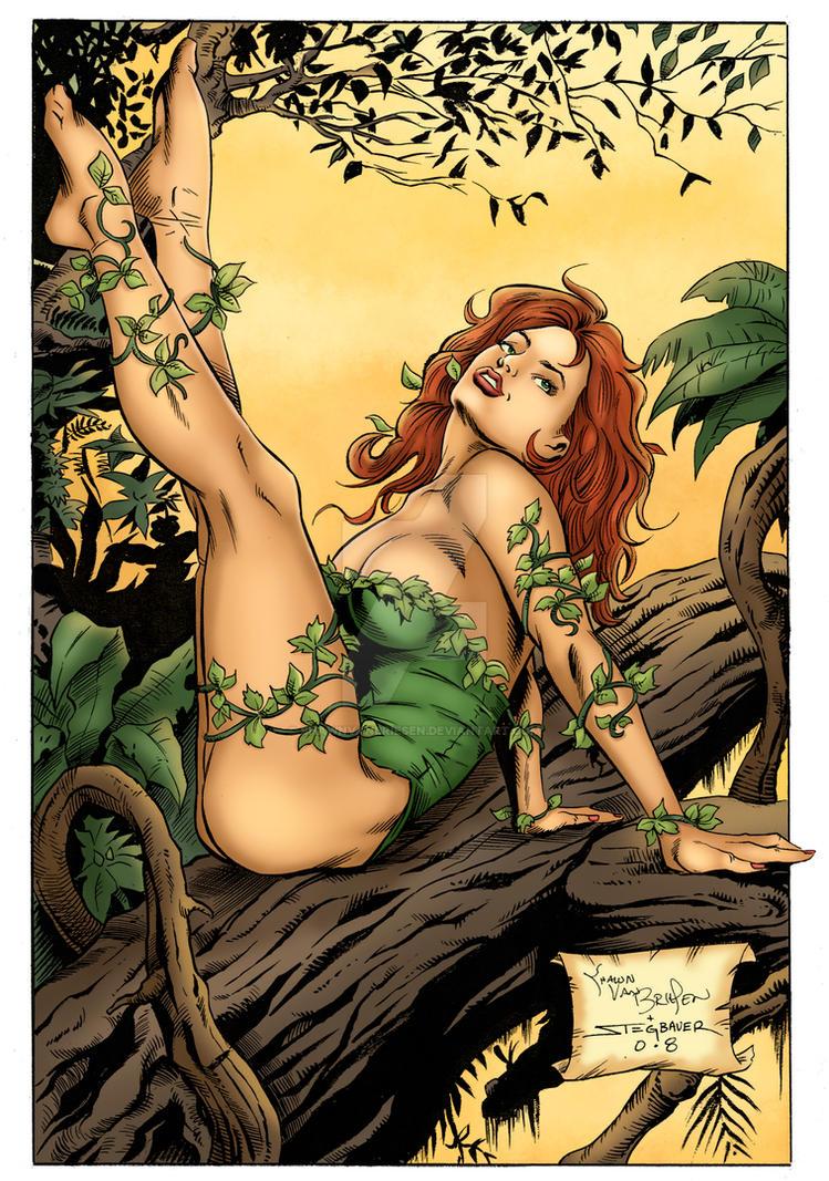 Poison Ivy by ShawnVanBriesen