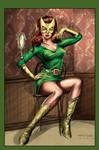 Marvel Girl Color