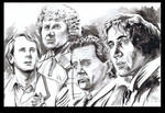 Doctor Who The Four Doctors