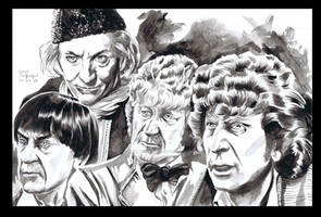 Doctor Who Four More Doctors