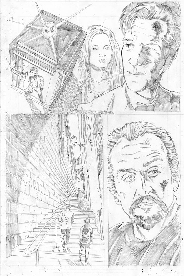 Doctor Who Page 2 by ShawnVanBriesen