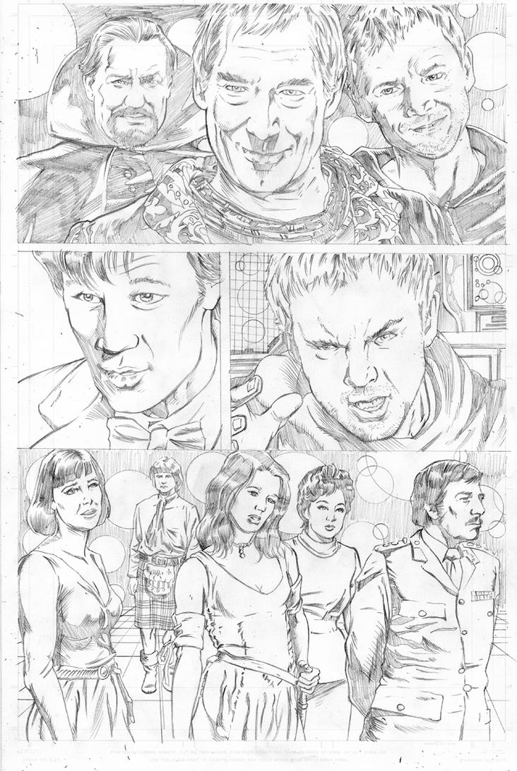 Doctor Who Page 4 by ShawnVanBriesen