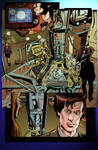 Doctor Who Page 1 Color